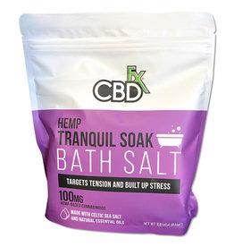CBD Fx CBD Fx Bath Salts - Tranquil