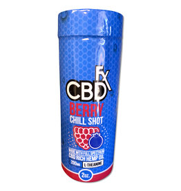 CBD Fx CBD Fx Chill Shot - 20mg Berry Chill