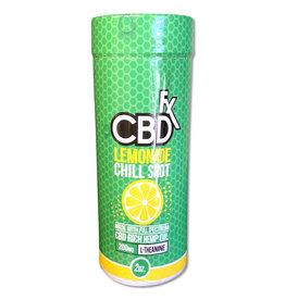 CBD Fx CBD Fx Chill Shot - 20mg Lemonade Chill
