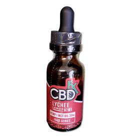 CBD Fx CBD Fx Hemp Oil Tincture 1500 - Lychee Lemon Kiwi