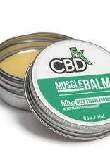 CBD Fx CBD Fx Muscle Balm - Deep Tissue - 150mg