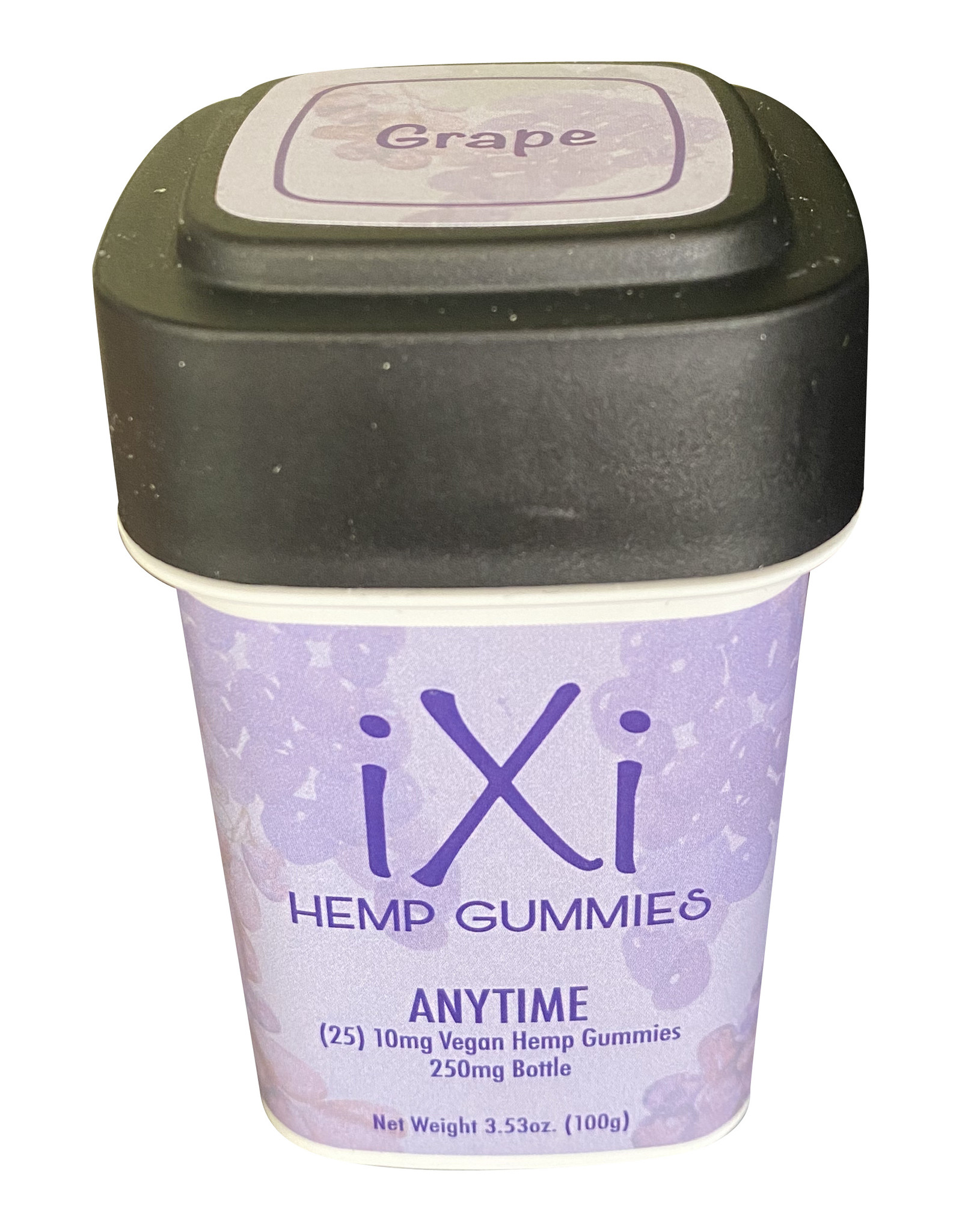 iXi iXi Gummies - Anytime