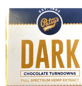 Patsy's Chocolate Dark -  25 mg
