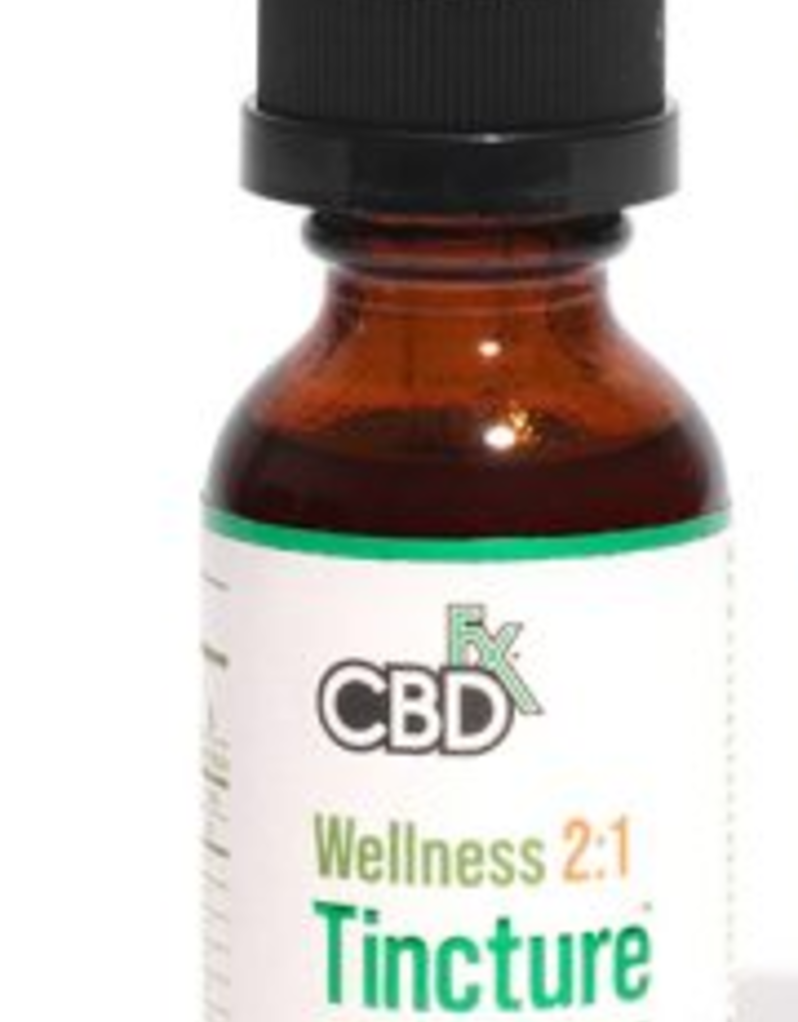 CBD Fx CBD Fx Wellness 2:1 Tincture - 2000mg