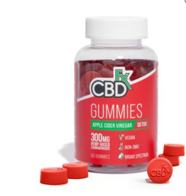 CBD Fx CBD Fx Gummies  Apple Cider Vinegar