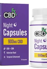 CBD Fx CBD Fx Capsules 900mg - Night