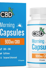 CBD Fx CBD Fx Capsules 900mg - Morning