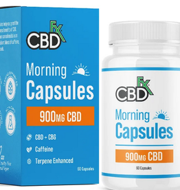 CBD Fx CBD Fx Capsules 900mg - Morning