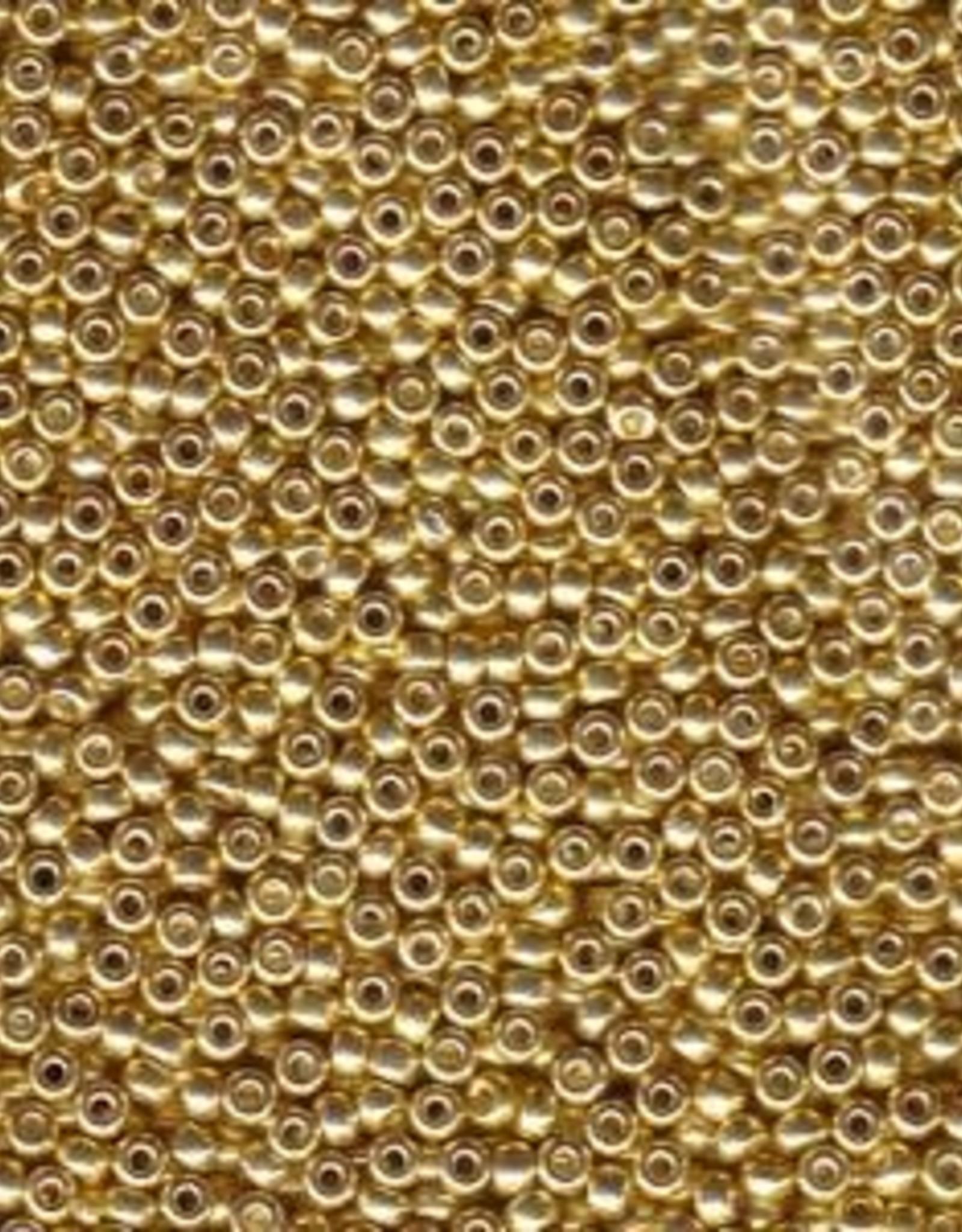 SB11 Galv Yellow Gold
