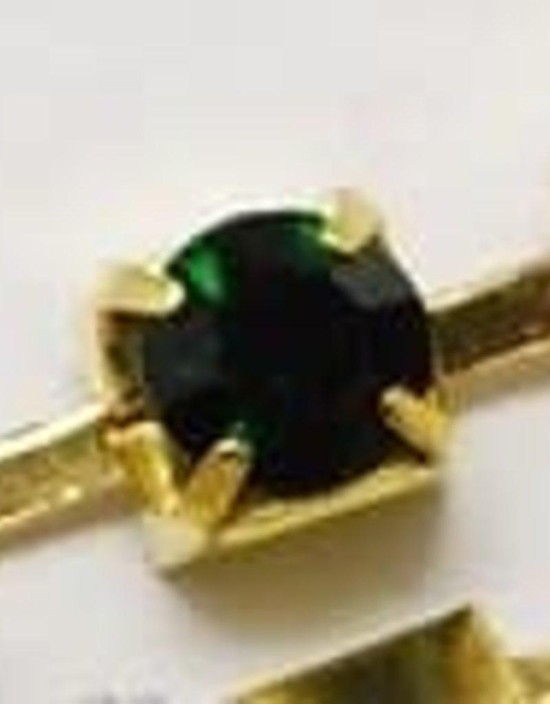 Cupchain 2mm 36in Emerald
