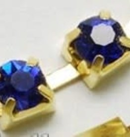 Cupchain 2mm 36in Sapphire