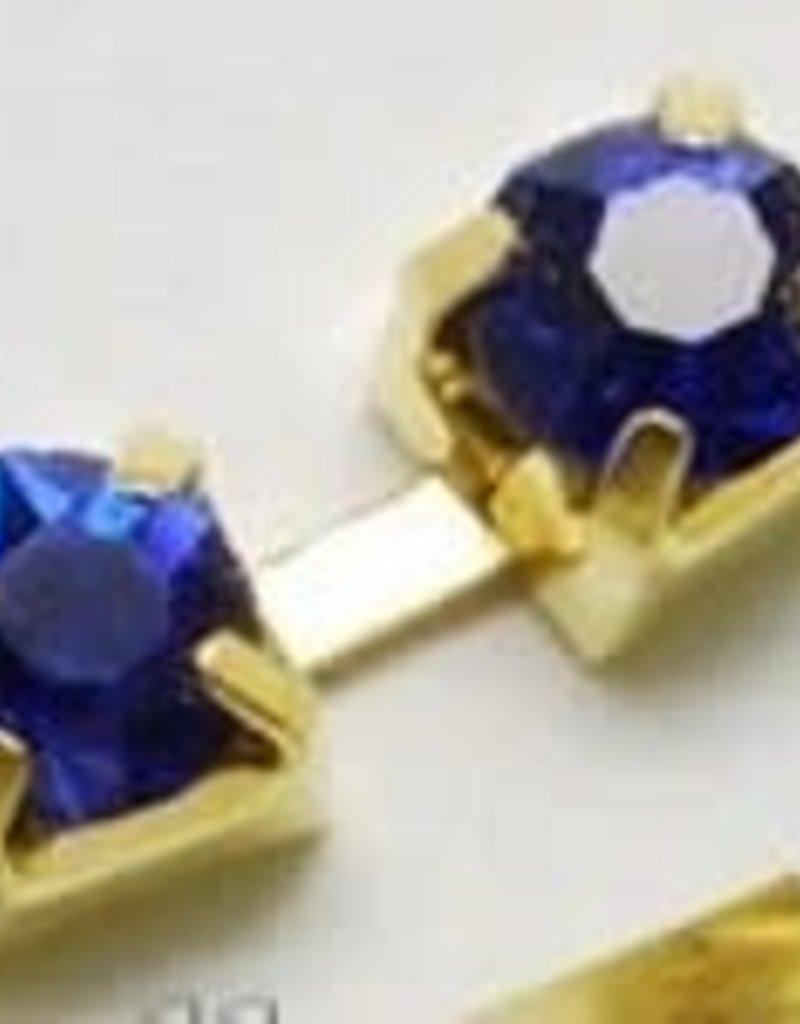 Cupchain 2mm 36in Sapphire