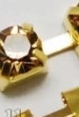 Cupchain 2mm 36in Lt topaz