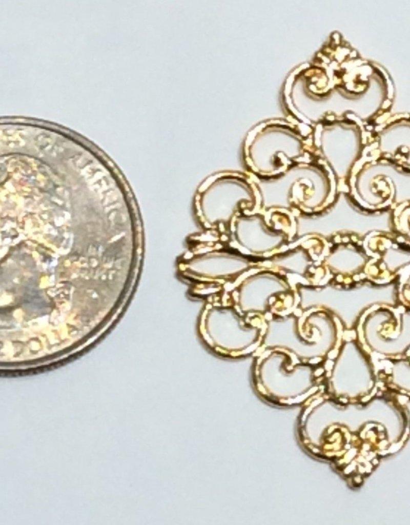 Filigree Finding  #5 Golden