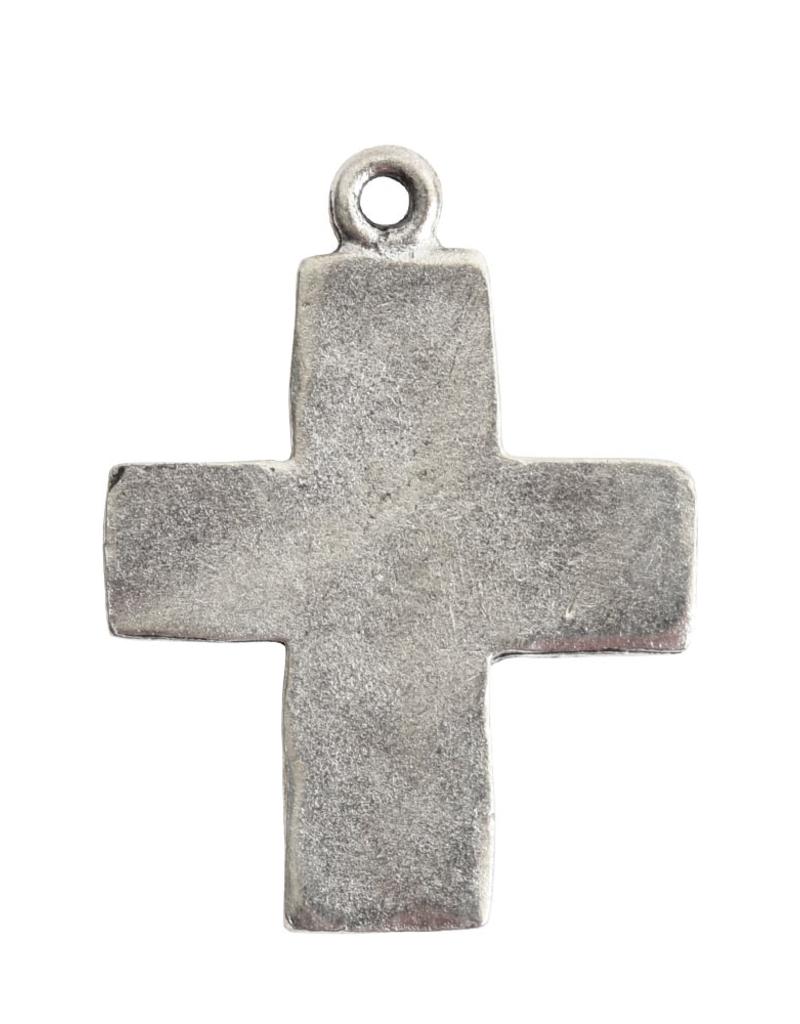 Hammered Cross Short