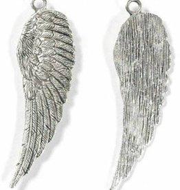 Wing Pendant (66x21x2mm)