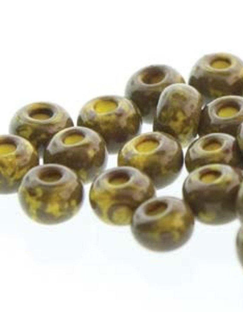 SB6 Yellow TRavertine Czech