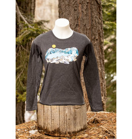 Bella + Canvas W's MtFest Relaxed LS Tee
