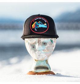 Ambler MtFest Trucker Hat Blk/Charcoal