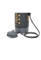 Nemo Equipment Helio Pressure Shower, Black/Sunset