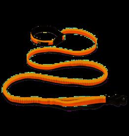 Ruffwear Roamer Leash Orange Sunset 5.5-7