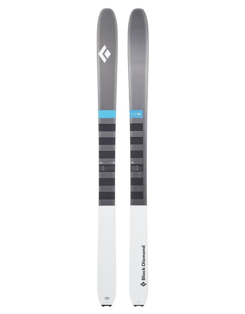 Black Diamond Helio 105 Skis