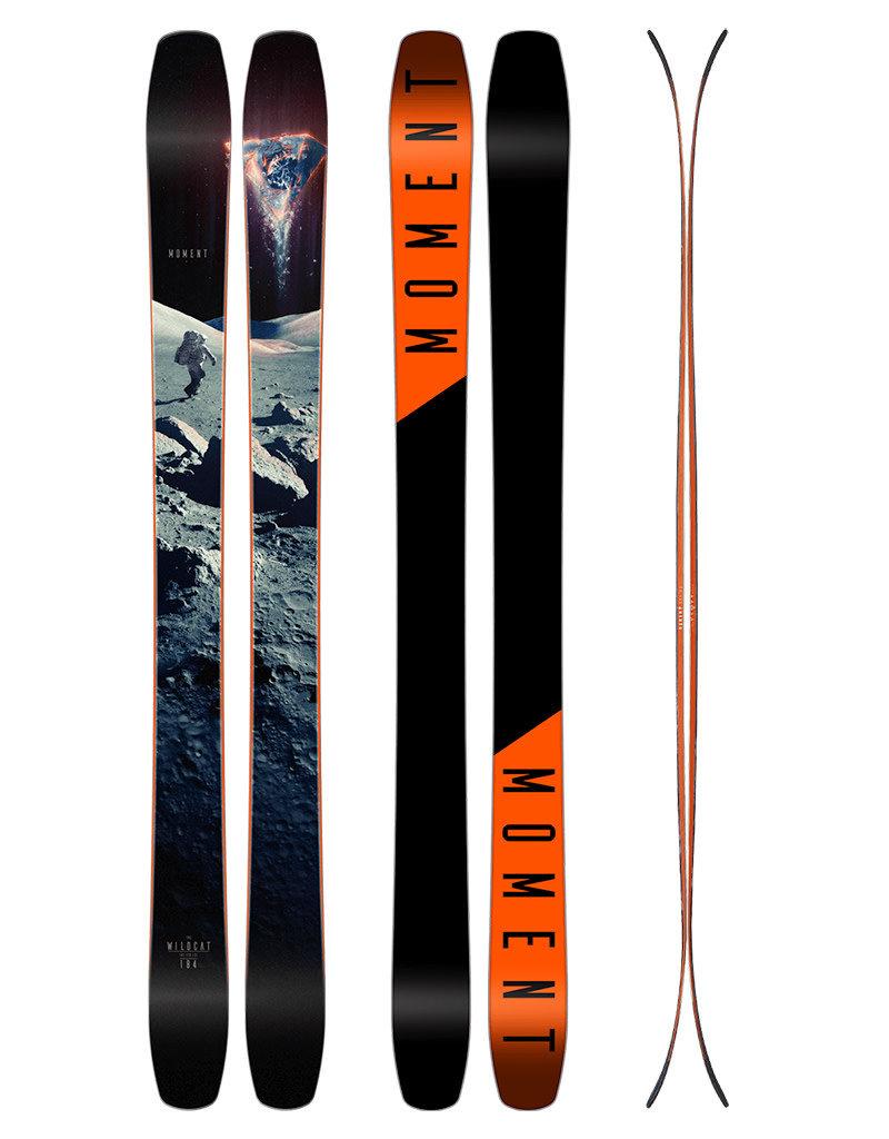 Moment Skis Wildcat 116/118