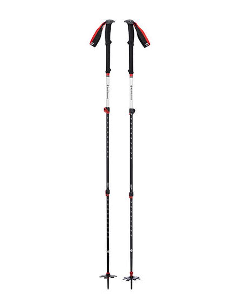 Black Diamond Expedition 3 Ski Poles, 57-125 cm