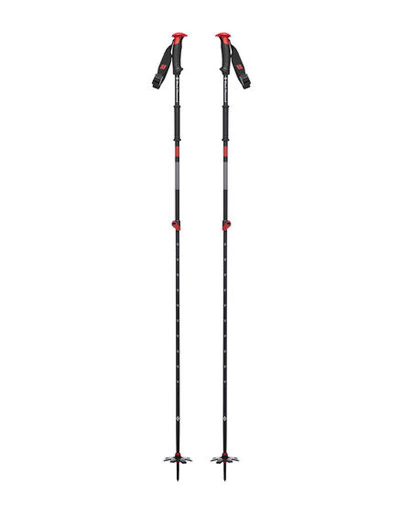 Black Diamond Traverse Ski Poles, 95-145 cm