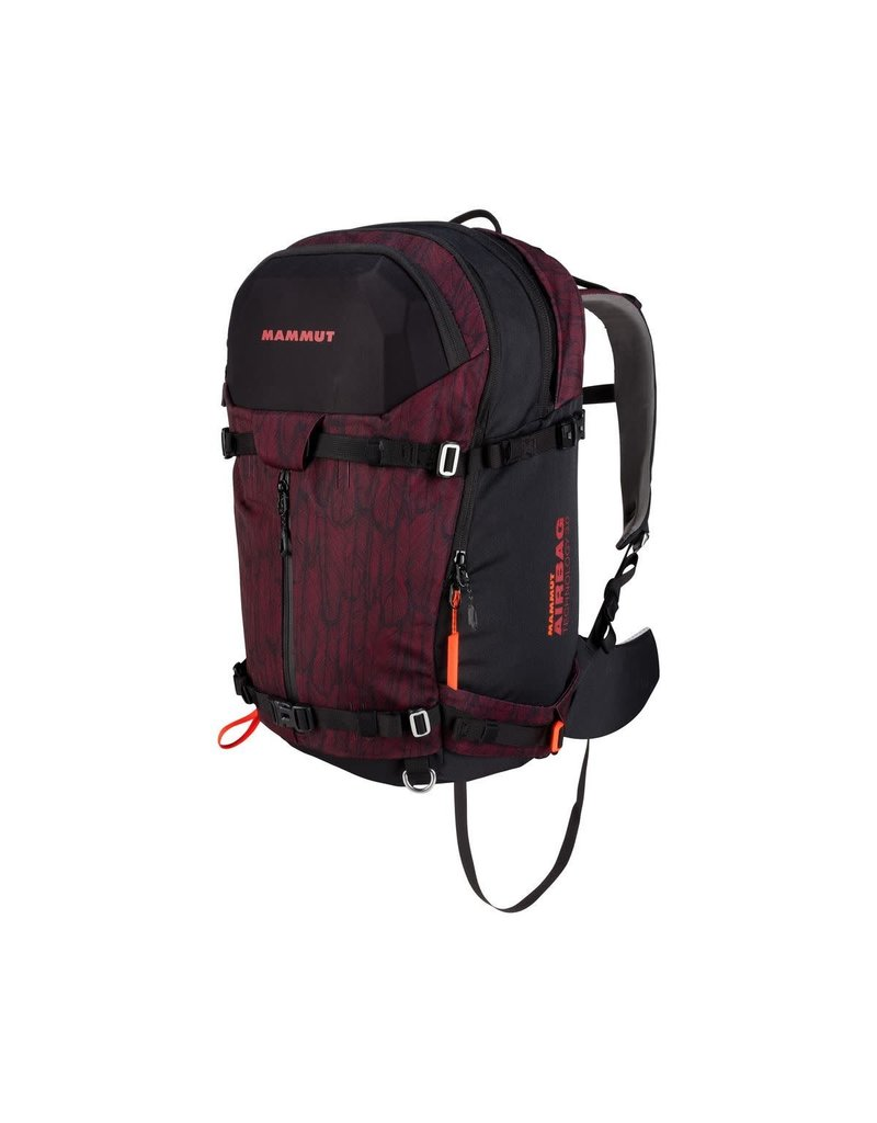 Mammut Sports Group W's Pro X Removable Airbag 3.0 35L Scooter Black