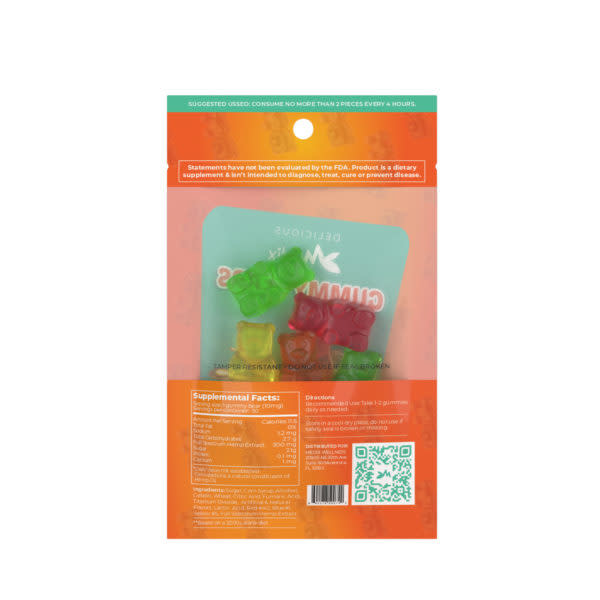 Medix CBD Gummies – CBD Infused Gummy Bears