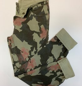 Camo Reversible Jeans