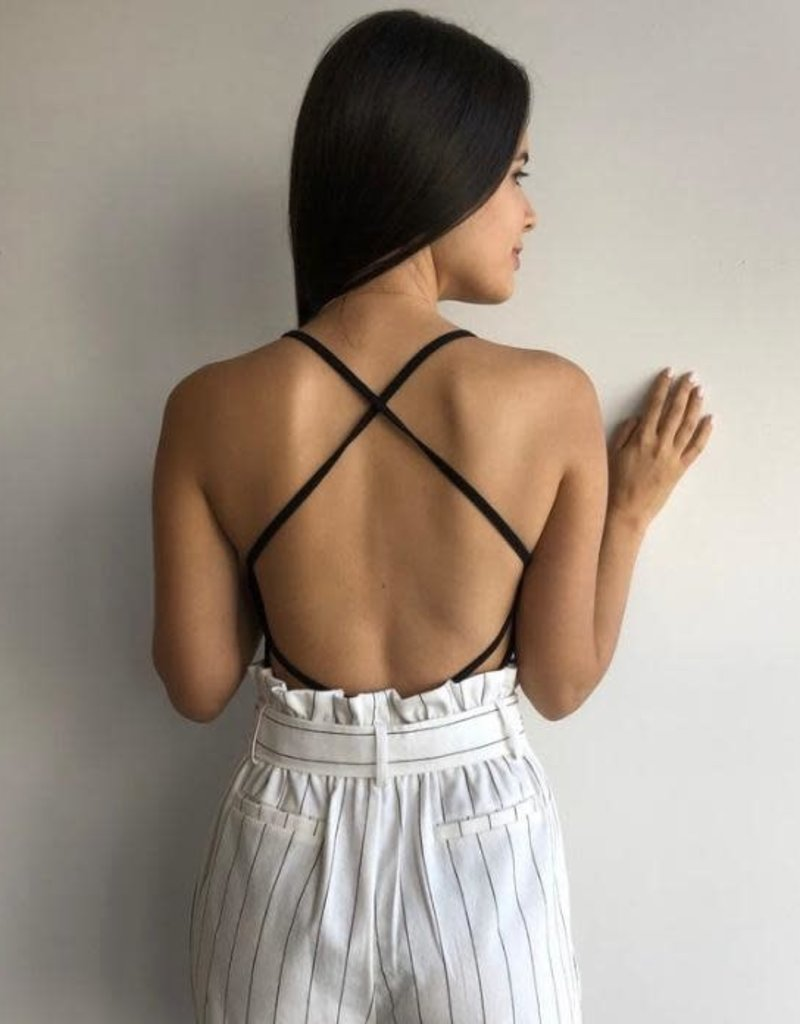 Ribben Knit Bodysuit
