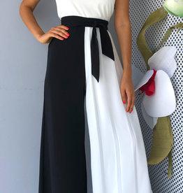 Black & White Pant