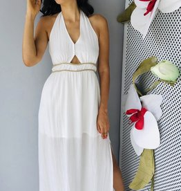 Rope Tie Maxi Dress