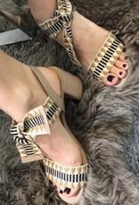 Ada Sandal Leather Taupe