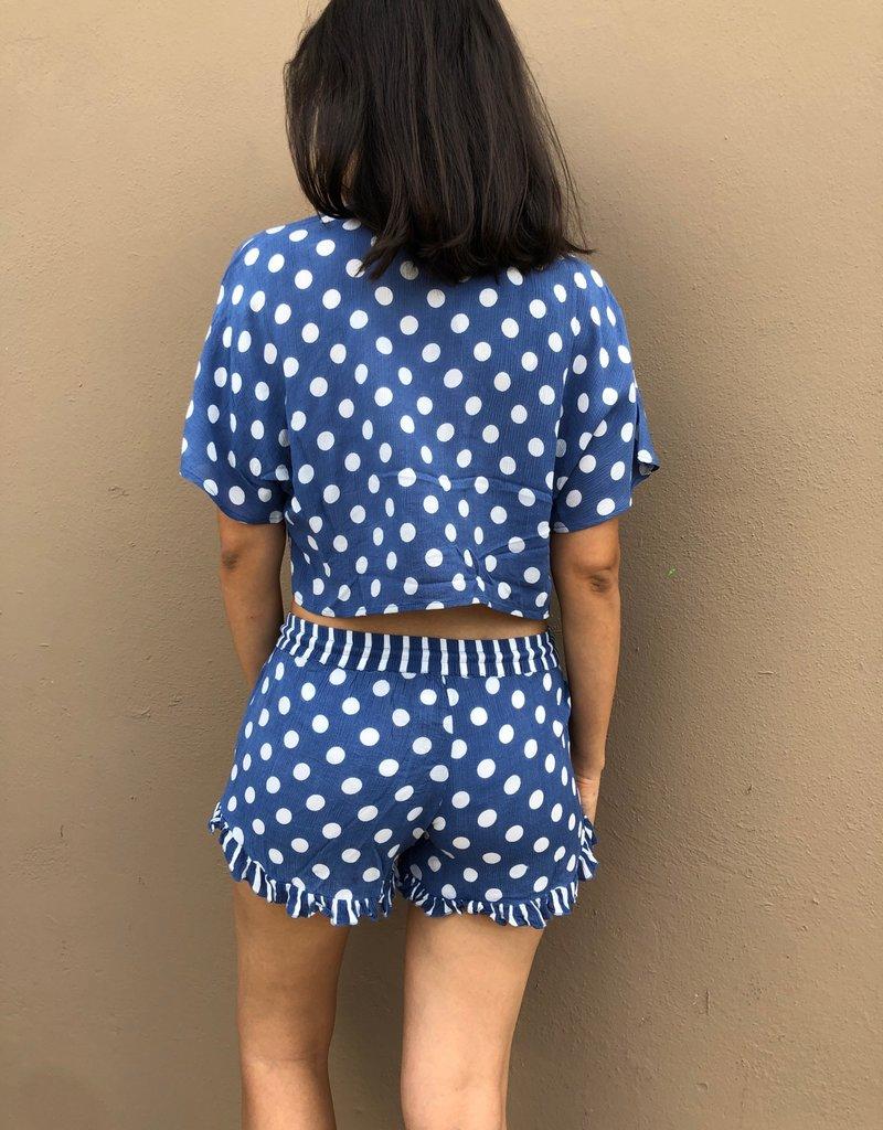 Blue Sea Shorts