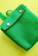 Embroidery Backpacks Verde