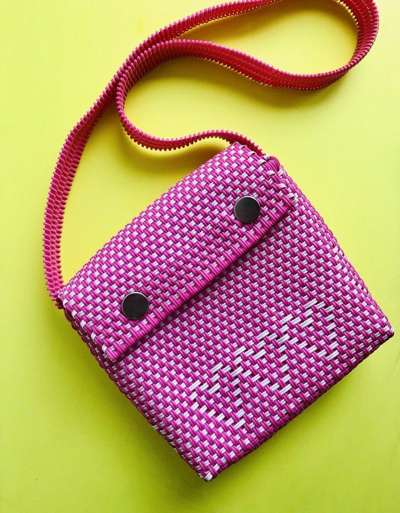 Embroidery Bag Crossbody