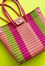 Multicolor  Embroidery Bag