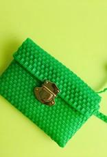Embroidery Cangurera  Verde