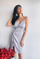 Lab Style Side Slit Dress