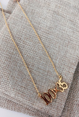 100X35 Gold Necklaces