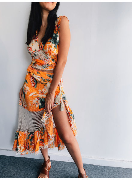 Samba Maxi Skirt