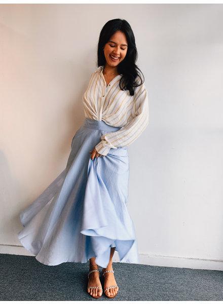 Edina Womens Woven Skirt