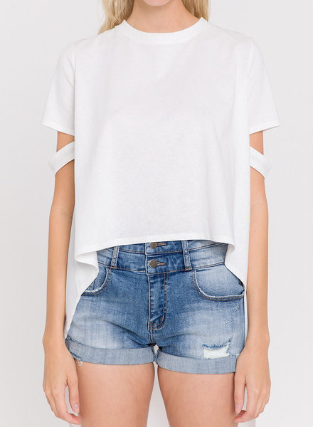 High-Low T Shirt