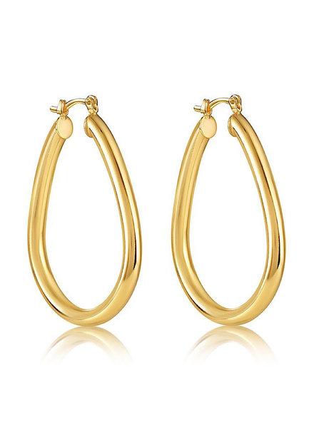Rebecca Hoop Earring