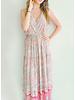 Floral Paisley Print Dress