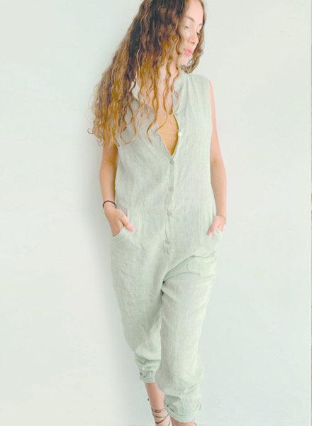 Overalls Linen Jumpsuit