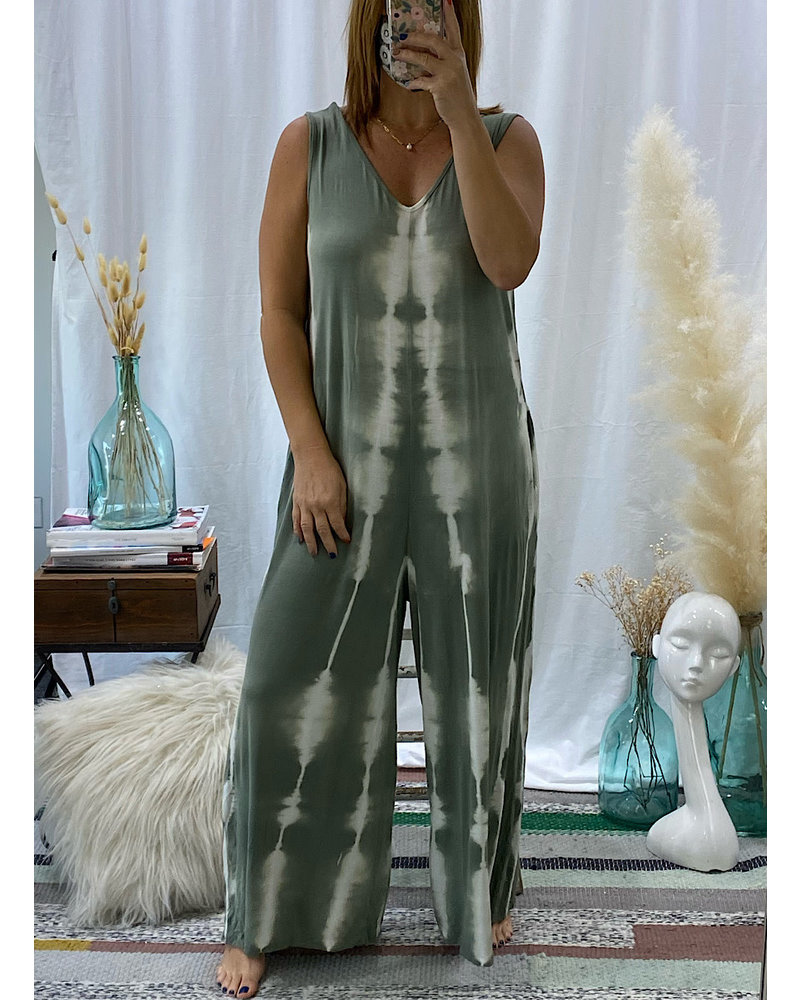 Dye One Size Jumpsuit